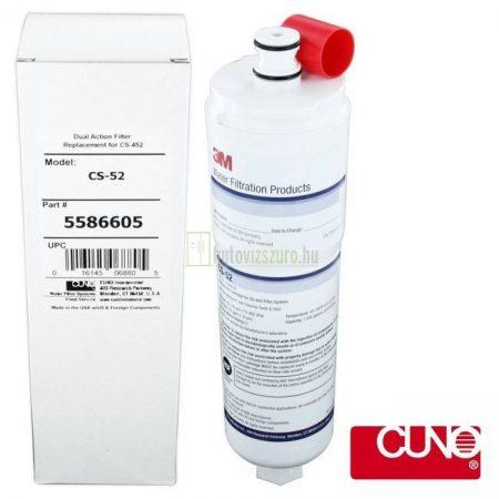 Gyári 3M Bosch CS-52 640565 hűtő vízszűrő